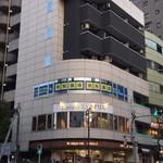 オーガニックカフェ・ラムノ - 篠崎駅南口を出て徒歩1分片山メガネさんの上です。