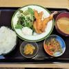 ねこじた - 料理写真:エビフライ定食