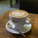 SIENA COFFEE FACTORY - カプチーノ☆