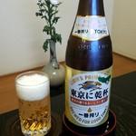 前川 - 東京に乾杯:810円