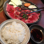 72445971 - 焼肉定食(ランチ)