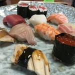 寿司 真之助 - ランチセットB