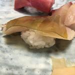 寿司 真之助 - バッテラ