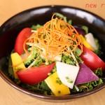 オーガニックカフェ・ラムノ - Bowlサラダ(夜限定)