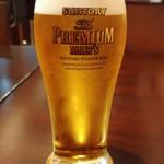 森のマミー - 生ビール