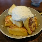 星乃珈琲店 - フレンチトースト