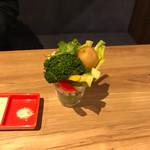 駿府の台処 静岡ごぜん - 詰め放題野菜S(女房)