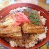 くつろぎ亭ひこべえ  - 料理写真:うなぎ丼