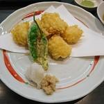 櫻バー - 穴子の天ぷら