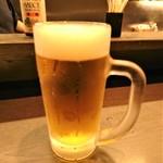 櫻バー - 生ビール