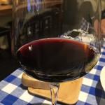 サコロッケ - ワイン 赤や白を数杯いただきました!!ワインには疎いし、それほど強くないですが、オススメ等を教えてくれるので、食事とのペアリングでおいしくいただけちゃうんですっ!! 2017/07/30