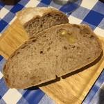 サコロッケ - 焼きたての自家製パンはあまりにおいしくてついついおかわりしちゃいます♪ 2017/07/30