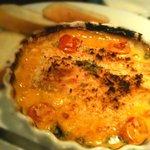 7245069 - 白身魚のウニソース