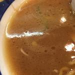 天鳳 - めんばりスープ