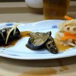 家庭料理 小川 - あて3種盛り