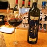 トラットリア・アルモ - 赤ワイン