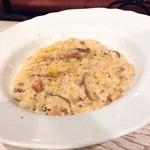 オルトキッチン - 原木椎茸のリゾット