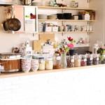 オーガニックカフェ・ラムノ - キッチン2