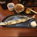 紋別 - 秋刀魚
