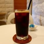 塩カフェ - アイスコーヒー