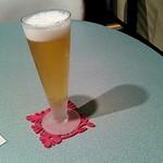 ミスターカンソ - ドリンク写真:生ビール