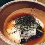 魚料理 ぎん - 揚げ出汁茄子