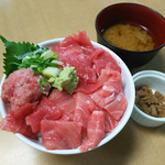 大遠会館 まぐろレストラン - 2017.08