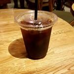 the 3rd Burger - アイスコーヒー:206円