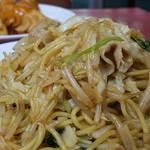山水楼 - 上海炒麺なかなか良いゾ