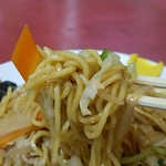 山水楼 - 麺リフト