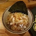 72458815 - つけ麺 中盛 2017.8