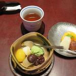 みやじまの宿 岩惣 - 水菓子と甘味