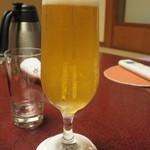 みやじまの宿 岩惣 - 生ビール630円
