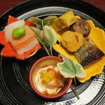 みやじまの宿 岩惣 - 料理写真:前八寸