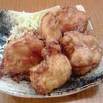 72461061 - 地鶏の唐揚げ(580円)