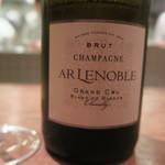 シャントレル - 29年8月 A.R. Lenoble Grand Cru Blanc de Blancs