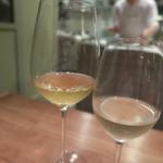シャントレル - 29年8月 白ワイン2種