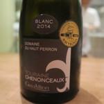 シャントレル - 29年8月 Domaine du Haut Perron Touraine-Chenonceaux Blanc