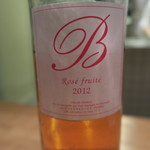 シャントレル - 29年8月 Rose Fruite 2012