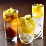謝謝 - 【期間限定】冷凍レモンがたっぷり入ったドリンクを3種類ご用意!