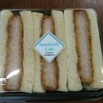 ベーカリー 神戸屋 - 料理写真:かつサンド