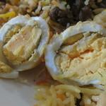 Asian Bangla Curry House&Bar - 玉子は完熟
