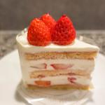 72466873 - 苺のショートケーキ・ブラン