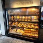 サンマルクカフェ - [メニュー] 2F お店 玄関横 お料理サンプルショーケース