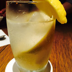 72467328 - キンキンサワーレモン