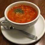 ミニハンバーガー専門店 Coeur - スープ