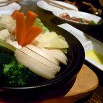 SALVO - 糸島の野菜タジン蒸し