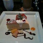 おでかけ日和 - チーズケーキ
