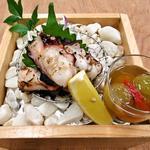 菜な - 9月のおすすめ料理【兵庫】明石蛸の西京味噌炙り