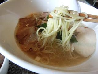 Soul Noodles THE R&R - 潮ソバ750円